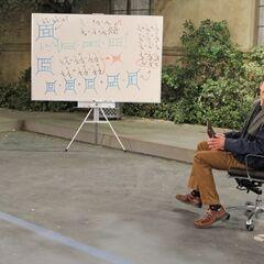 Sheldon taunts Howard.