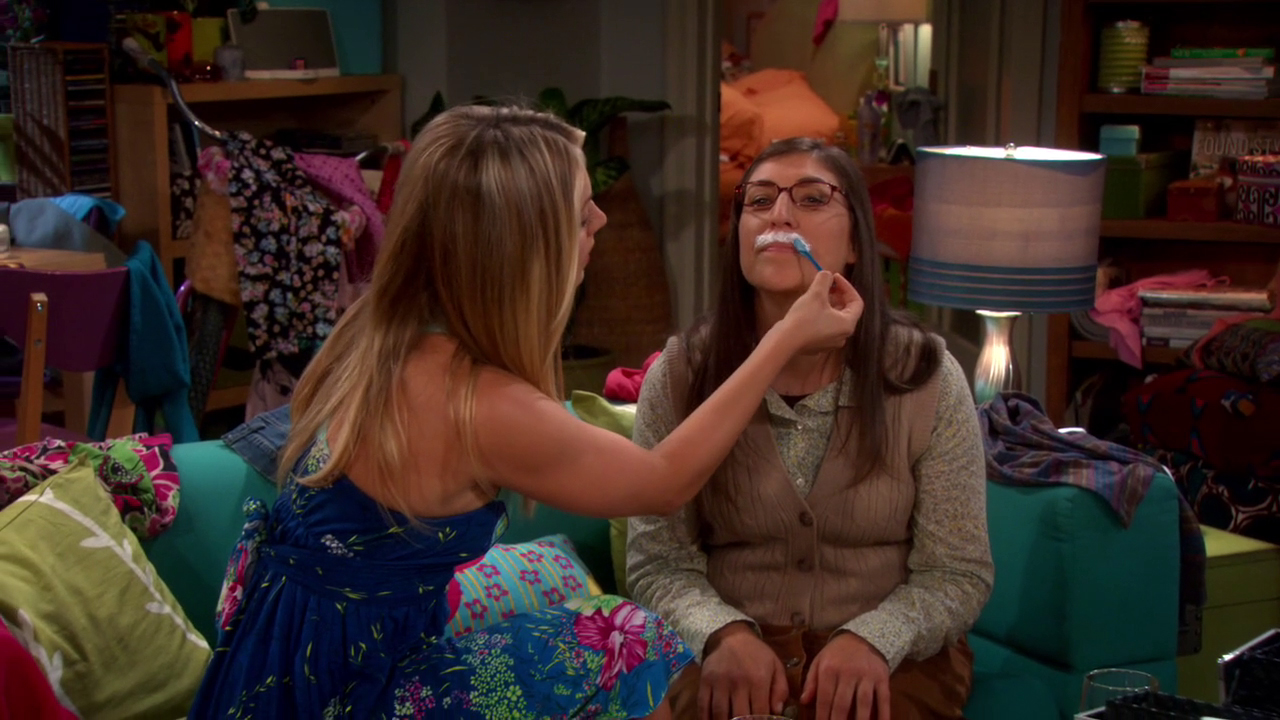 Image result for amy farrah fowler waxed