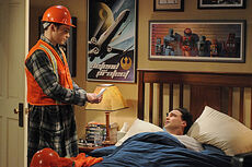 S5EP15 - Sheldon calls for the safety drill