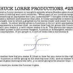 Chuck Lorre Productions, #237.
