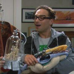 Leonard's Bottle of Kandor.