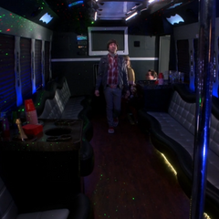The party bus.