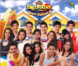 PBBTeenEdition4 Cast