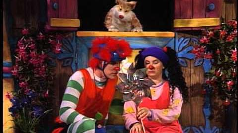 """The Big Comfy Couch - Season 2 Ep 6 - """"Juggling the Jitters"""""""