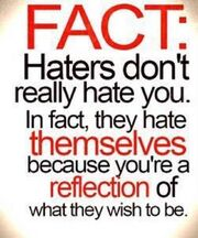 Fact Haters