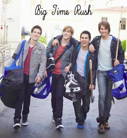 File:Big Time Rush album cover created by Me.jpg