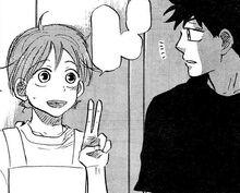 Abe and Shino'oka