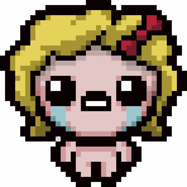 Magdalene Opis Binding Of Isaac Wiki Fandom Powered By