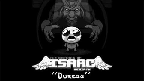 Binding of Isaac Rebirth Duress