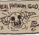 The Real Platinum God