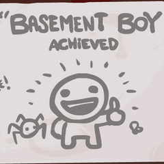 The Basement Boy Achievement