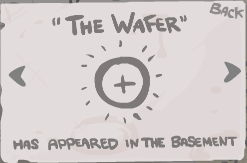 The wafer