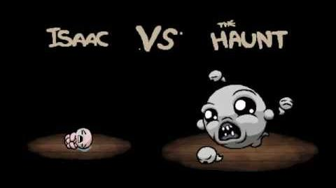 "The Binding of isaac Rebirth ""The Haunt"" boss"
