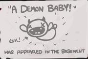 Demon Baby Unlock