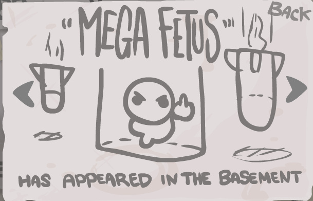 Mega Fetus -secret-