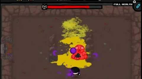 The binding of isaac boss battles eve VS peep