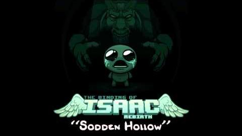 Binding of Isaac Rebirth Sodden Hollow
