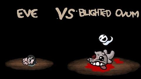 "The Binding of Isaac Rebirth ""Blighted Ovum"" boss fight"