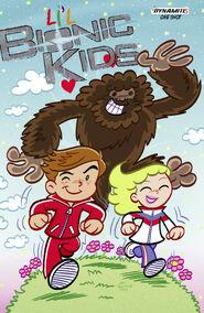 Li'l Bionic Kids cover A