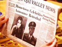 The Bionic Woman - Wedding news in the Ojai Valley News
