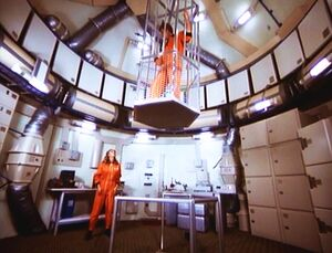 Dark Side of the Moon (Part II) - Steve locked in the ore carrier