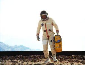 Population Zero - Steve in Space Suit