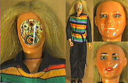 Fembot doll closeups