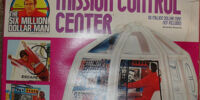 Six Million Dollar Man (Mission Control Center)
