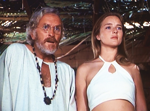 File:The Lost Island - Walter Jensen and Da Nay as in 1978.jpg