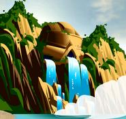 Naho Falls in MNOG