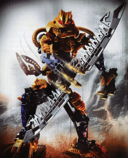 Pit Brutaka - Bionicle-Based Creations - BZPower