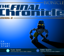 Mata Nui Online Game II: The Final Chronicle