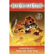 Bionicle Chronicles -1 U.K. 2006 edition