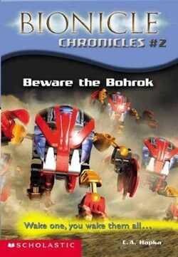 Bionicle Chronicles -2 U.S. edition