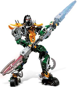 Splendid toys bionicles