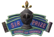Sir Prize Sign