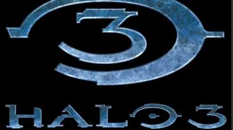 Halo, Halo 2 and Halo 3 theme song