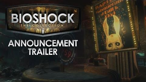 BioShock The Collection Announcement Trailer