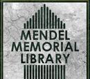Mendel Memorial Research Library