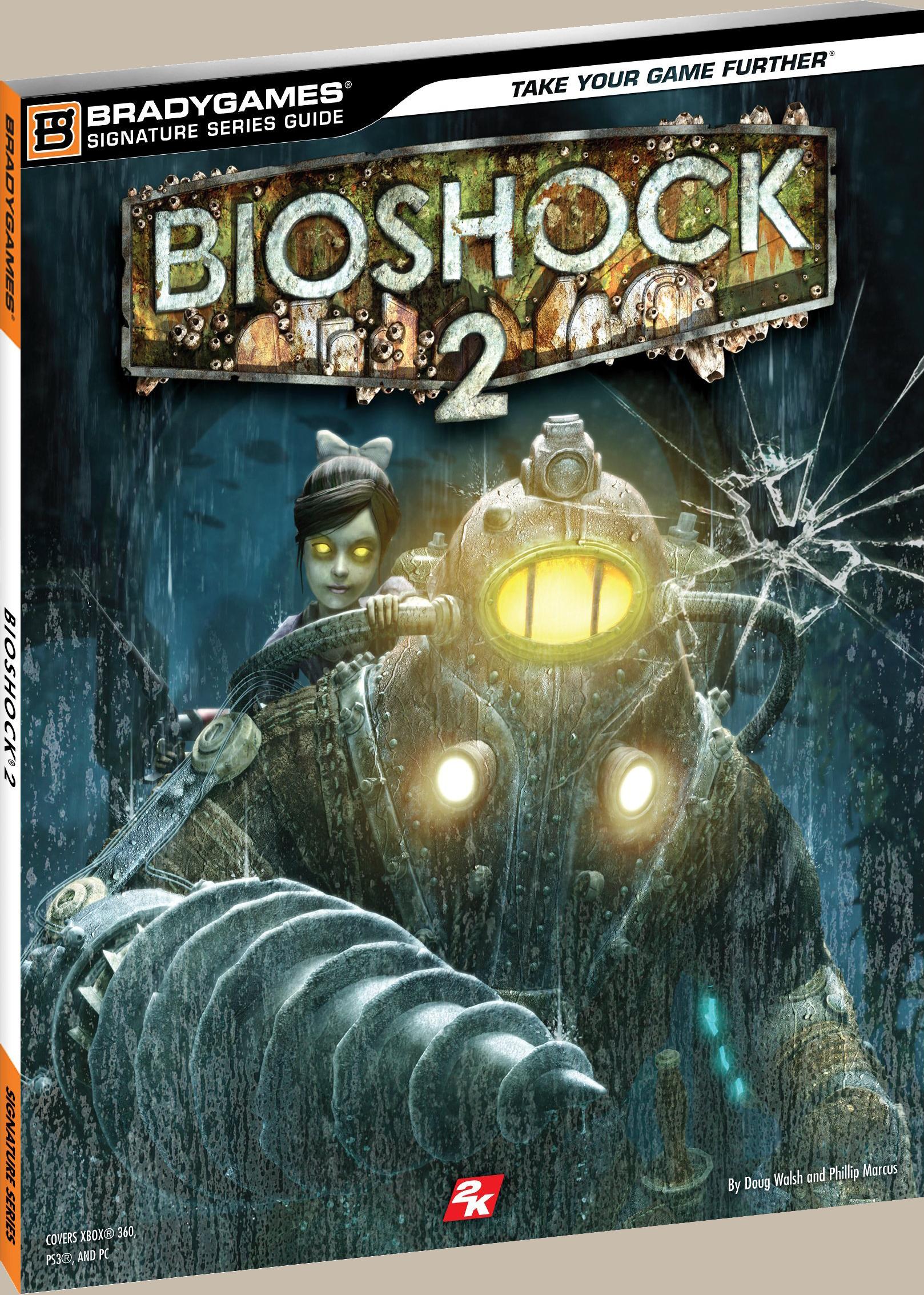 Bioshock 2 signature series guide bioshock wiki fandom - Bioshock wikia ...