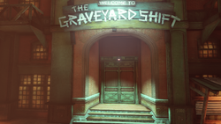 BI Graveyard Shift Front