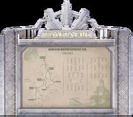 Auston Bathysphere Time Table