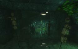 Arcadia Saturnine Cave