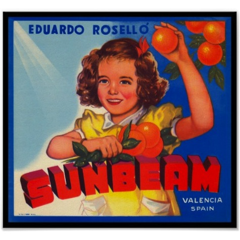 File:Vintage sunbeam orange fruit crate label poster-r27dd42b2ed324ce683f6ca9d825400e6 7khz 8byvr 512.jpg