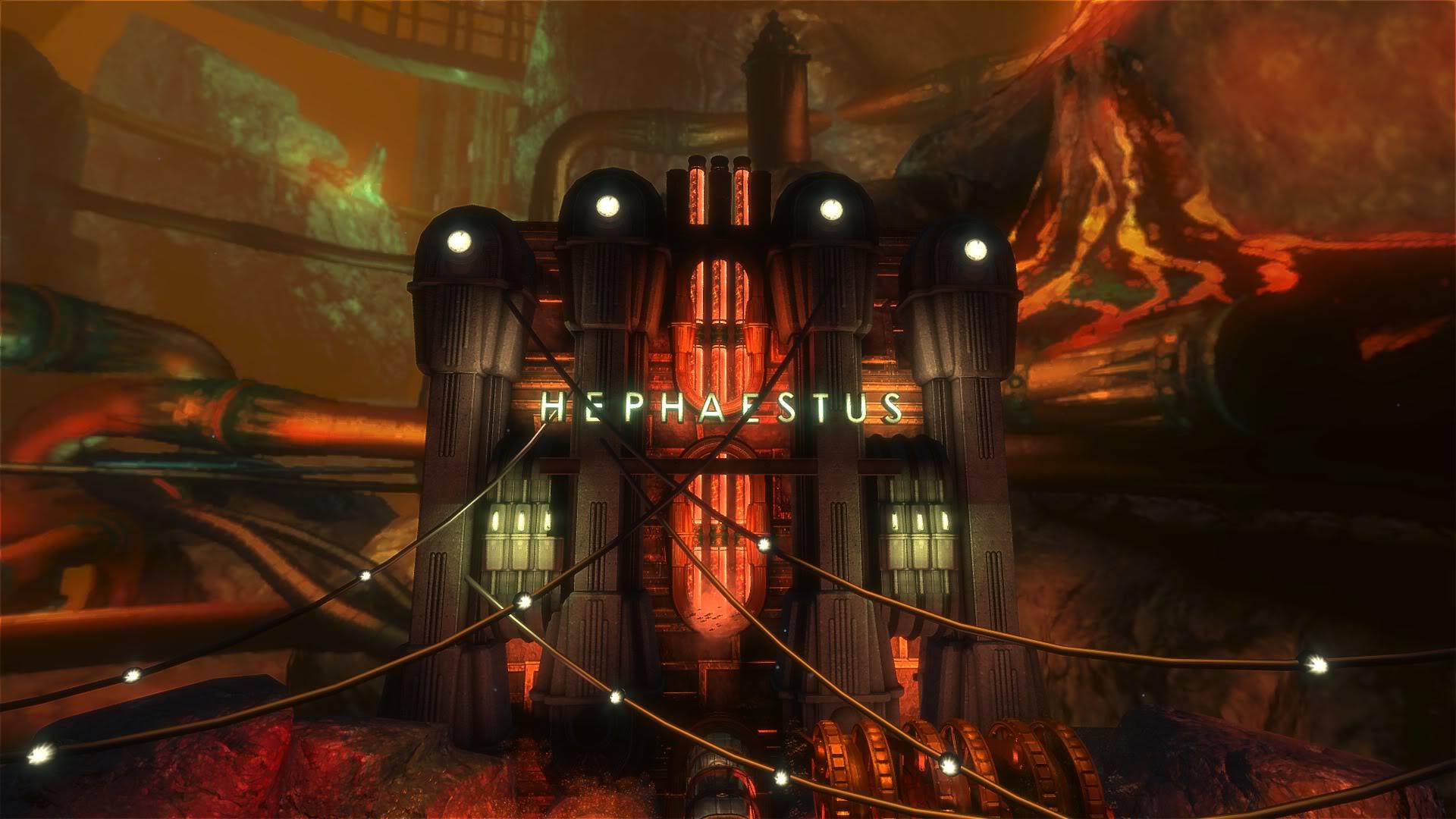 Hephaestus bioshock wiki fandom powered by wikia - Bioshock wikia ...