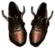Spring-heeled icon