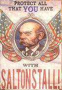 Saltonstall Poster