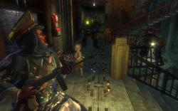 Apollo Square-BioShock Enemies