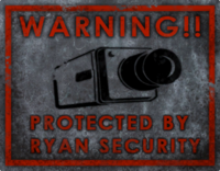 Ryan security