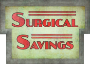 Surgical savings lo end diffuse